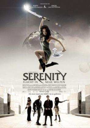 Serenity / Firefly Movie Posters