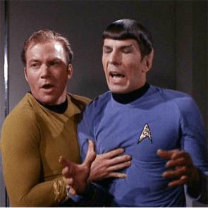 Star Trek: Is This Too Gay?