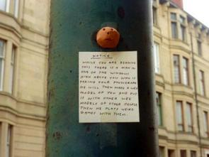 Nice Street Sign