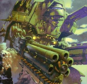 WarHammer Green Titan