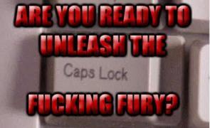 Unleash The Fucking Fury