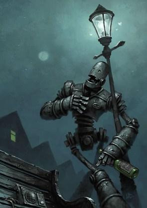 Welloiled Robot