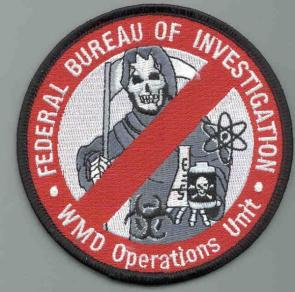 Federal Bureau Of Investigation WMD Operations Unit