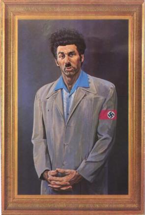 Kramer = Racist?