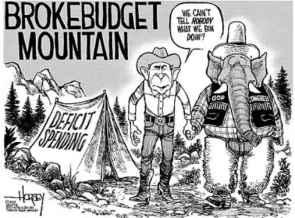 Brokebudget Mountain
