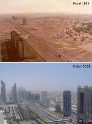 Dubai In Ten Years