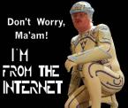 Tron Guy: From The Internet