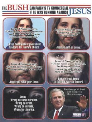 GOP Vs Jesus