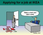 Applying For A Job At IKEA