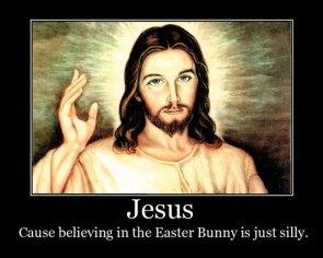 Jesus Motivational Poster