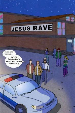 Jesus Rave