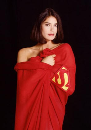 Terry Hatcher Was Lois Lane