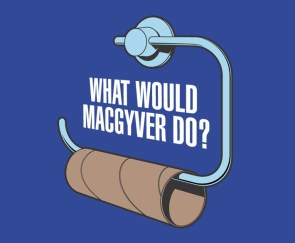 What would MacGyver do