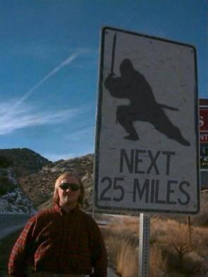 Ninjas- Next 25 Miles