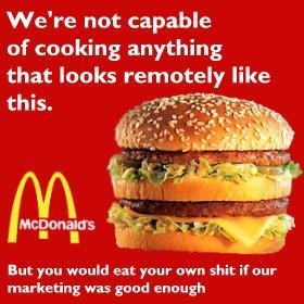 McDonalds: Not Capable of Cooking Anything Remotely Like This