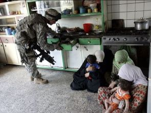 Iraq Kitchen Patrol