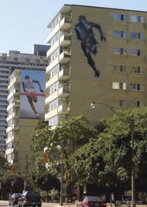 Nike Run Through Advert