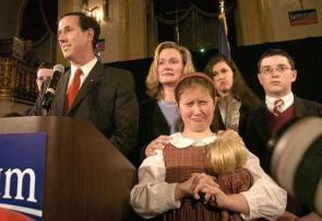 Santorum Was Fired!