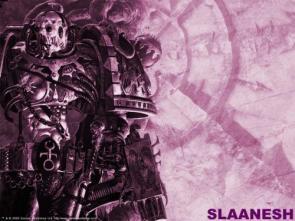 Warhammer 40k – Slaanesh Wallpaper