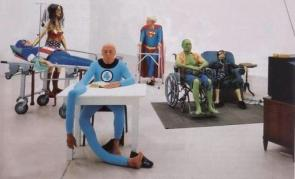 Super Hero Retirement Home