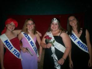 Miss Texas, Miss New Jersey Miss United States And Miss Nebraska