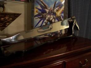Final Fantasy Gun Blade