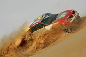 Highspeed Sand Dune Racer