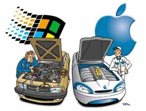 Windows Vs Mac: Car Edition