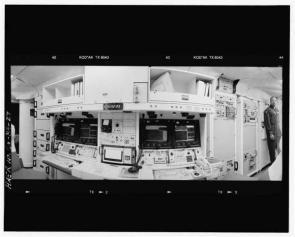 Missile Silo Interior