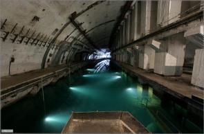 Submarine Berth