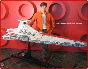 Lego Star Wars Star Destroyer