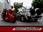 Need For Speed Most Wants: Delorian and Akira Motorcycle