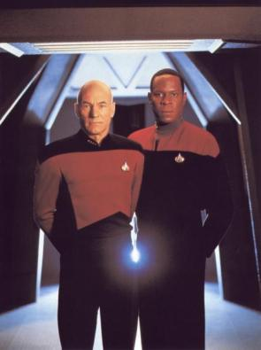 Star Trek: Picard And Sisko