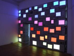 Computer Wall