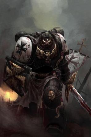 Warhammer 40k Chaos Marine