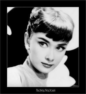 Audry Hepburn Portrait