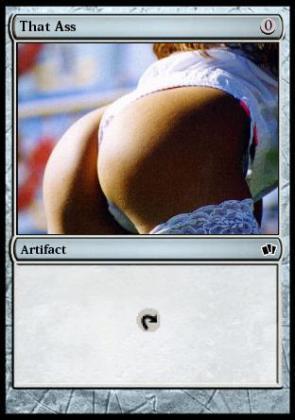 CCG Back Ass