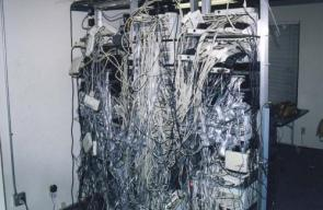 Server Room Disaster