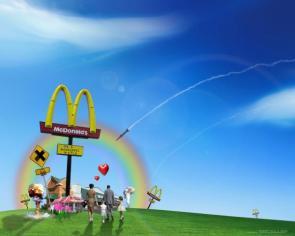 Bomb McDonalds