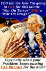 War on Terror AND War on Drugs