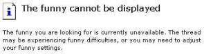 Funny 404 Error