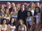 Bill Gates & The Hooters Girls