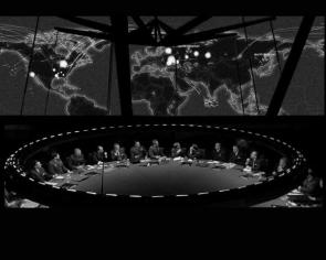 Dr. Strangelove or: How I Learned to Stop Worrying and Love the Bomb (wallpaper)