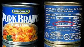 Pork Brains In A Can