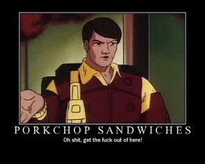 Porkchop Sandwiches