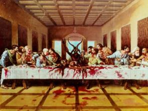 Satanic Last Supper