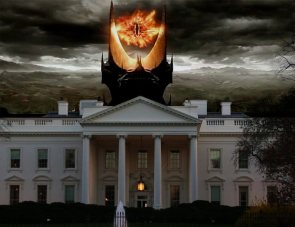 White House Evil Eye