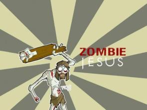 Zombie Jesus Wallpaper