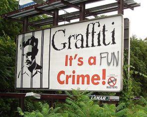 Graffiti: The Fun Crime Maker!