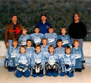 Hockey Team Photo